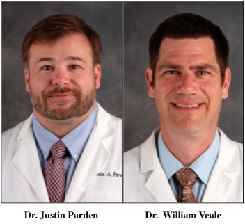 The Jackson Clinic welcomes new vascular surgery physicians