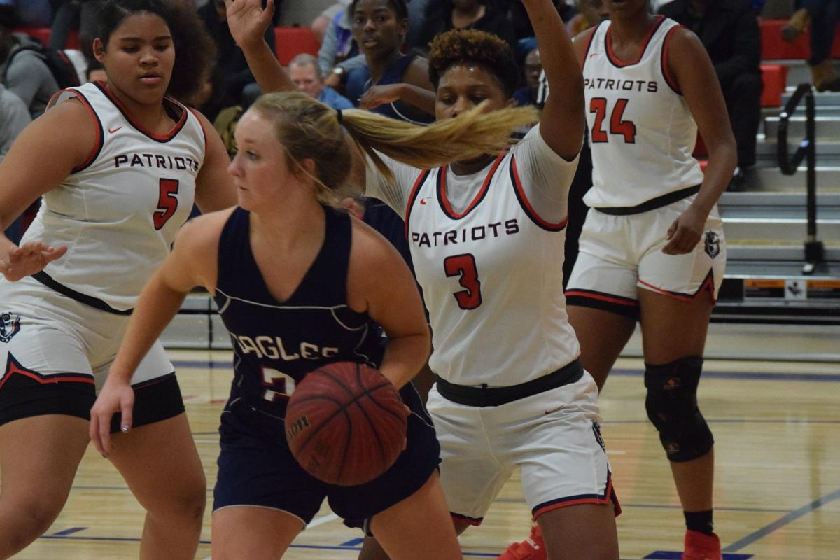Pike Road girls make history in rout of MA