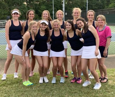 MA girls team ten