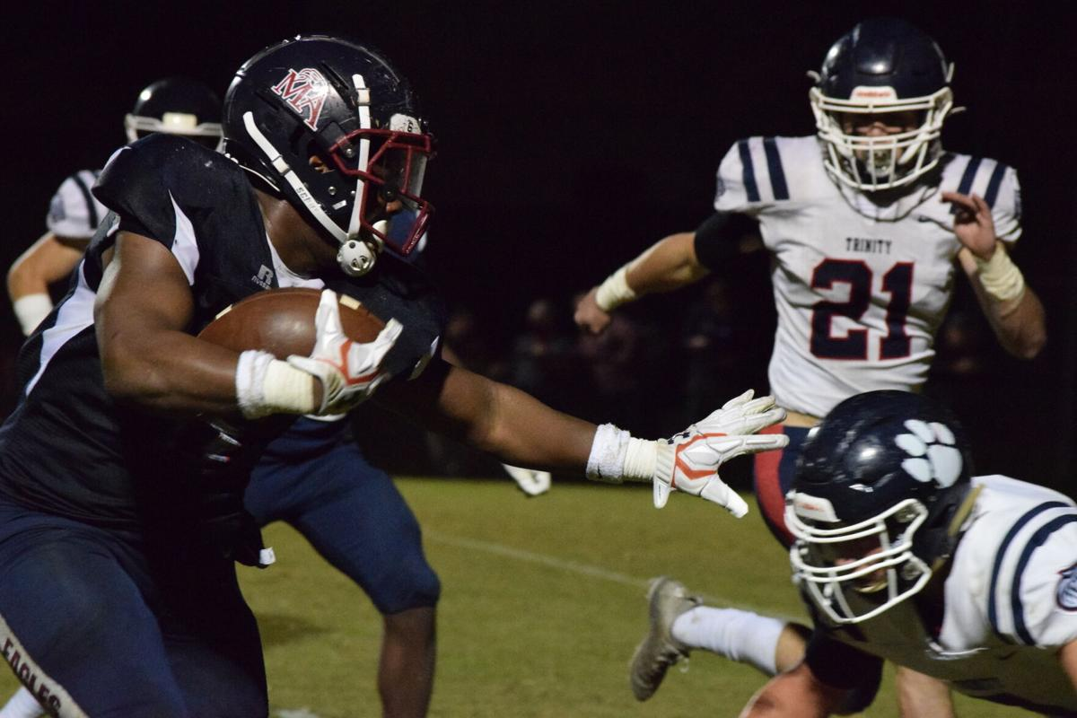 Cooper brothers lead MA to rout of Trinity