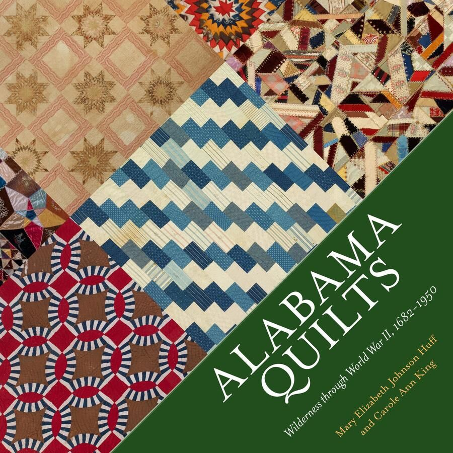 Archives presents virtual book talk: Alabama Quilts - 2