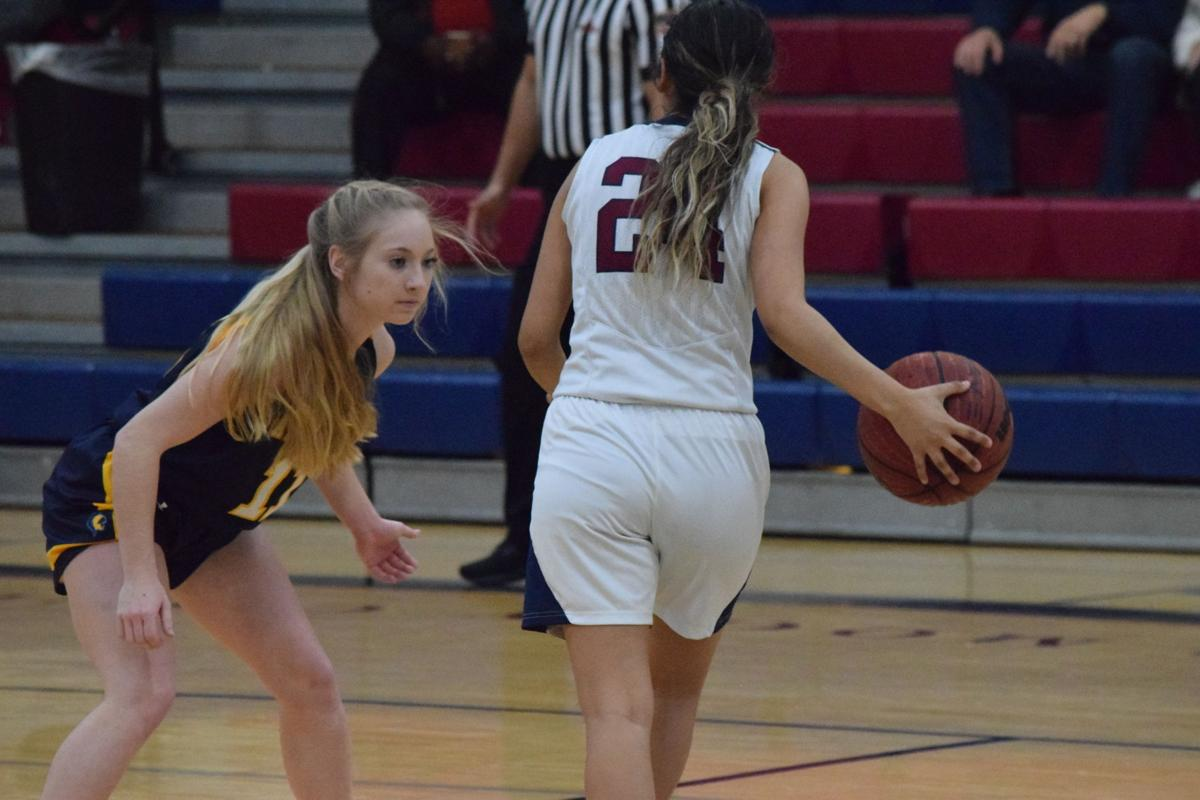 Offensive adjustment peopels MA girls past St. James
