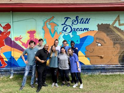 Montgomery Academy Upper School Students Participate in Community Service Day