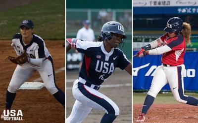 Team USA brings softball camp to Lagoon Park