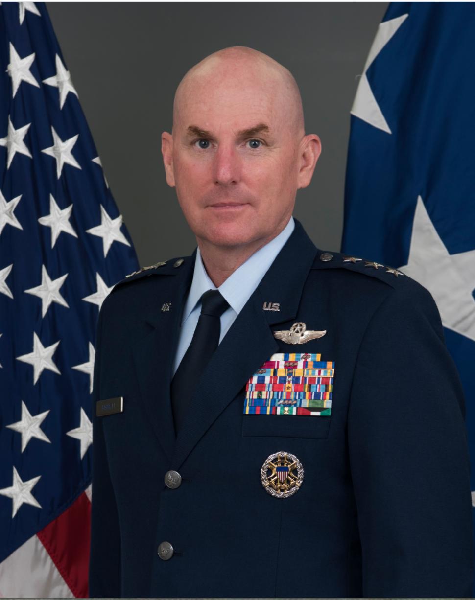 Lieutenant General Sam C. Barrett