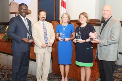 2020 River Region Ethics and  Public Service Award recipients announced