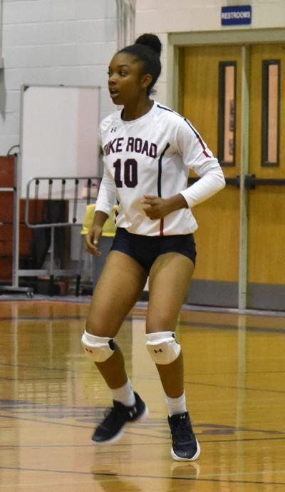 """Pike Road volleyball """"getting better"""" in inaugural season"""