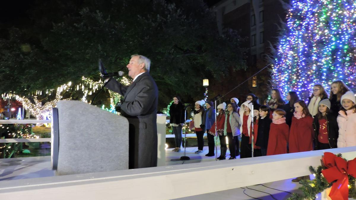 Montgomery Christmas and Camellia Bowl Parade