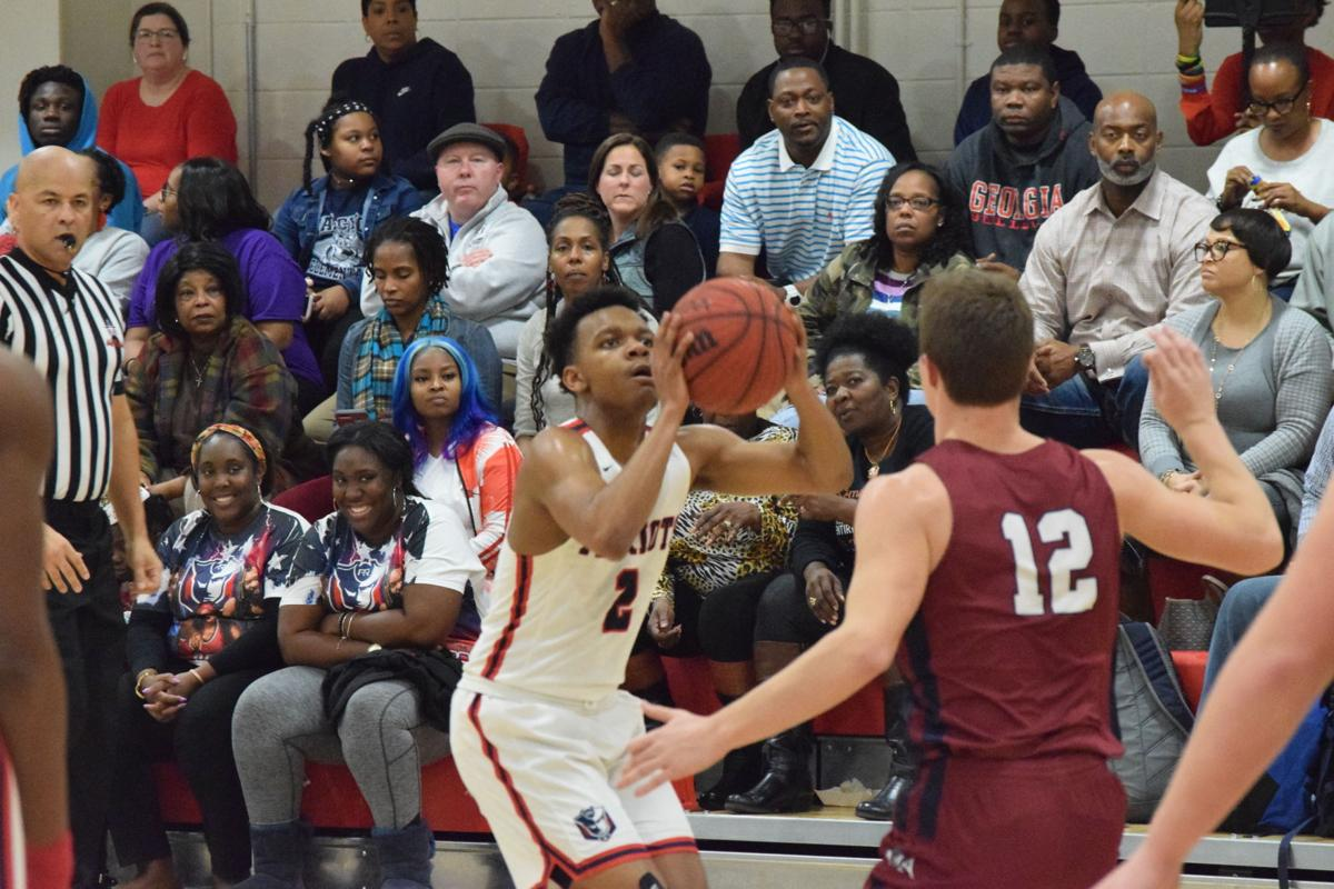 Pike Road boys beat MA, grab share of area title