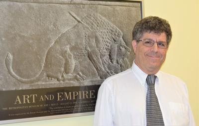 Researching AUM: For Holocaust scholar Eric Sterling, it's also personal