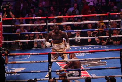 Deontay Wilder sets the new heavyweight boxing order