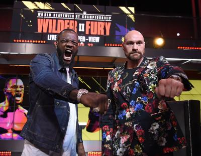 FOX Sports and ESPN Cooperating on Deontay Wilder vs. Tyson Fury Title Match