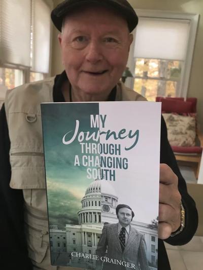Former Alabama legislator, newspaper reporter Charlie Grainger documents eight decades of U.S. history in debut memoir