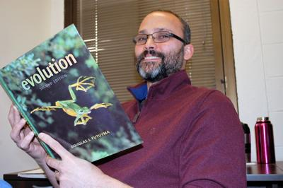 Researching AUM  Gabriel Costa studies biodiversity