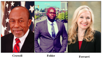 Meet the candidates for mayor