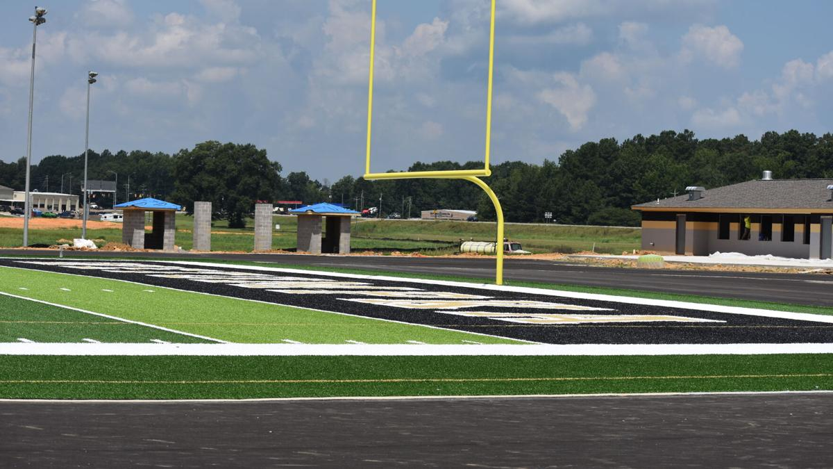 Wetumpka's new municipal stadium expected to be ready for season opener