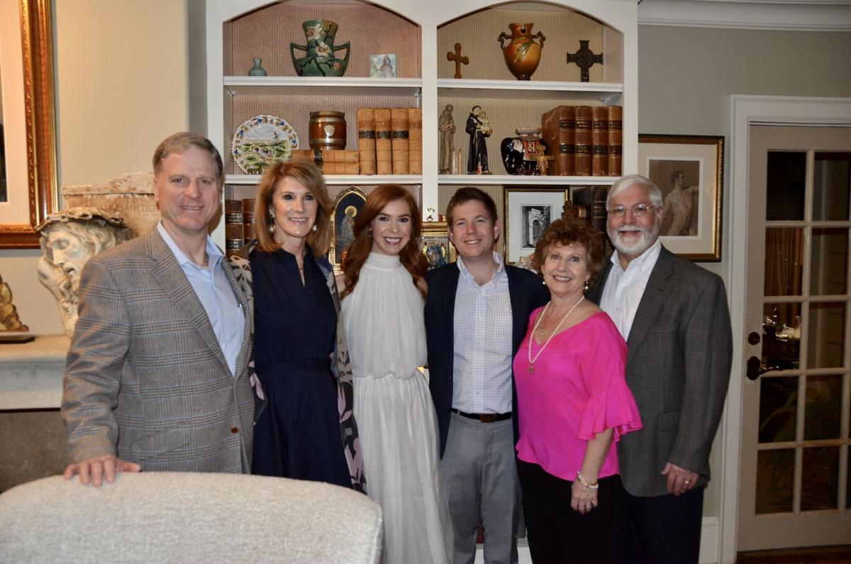 Andrew Crum and Caroline Hodges, A Festive Engagement Party - 2