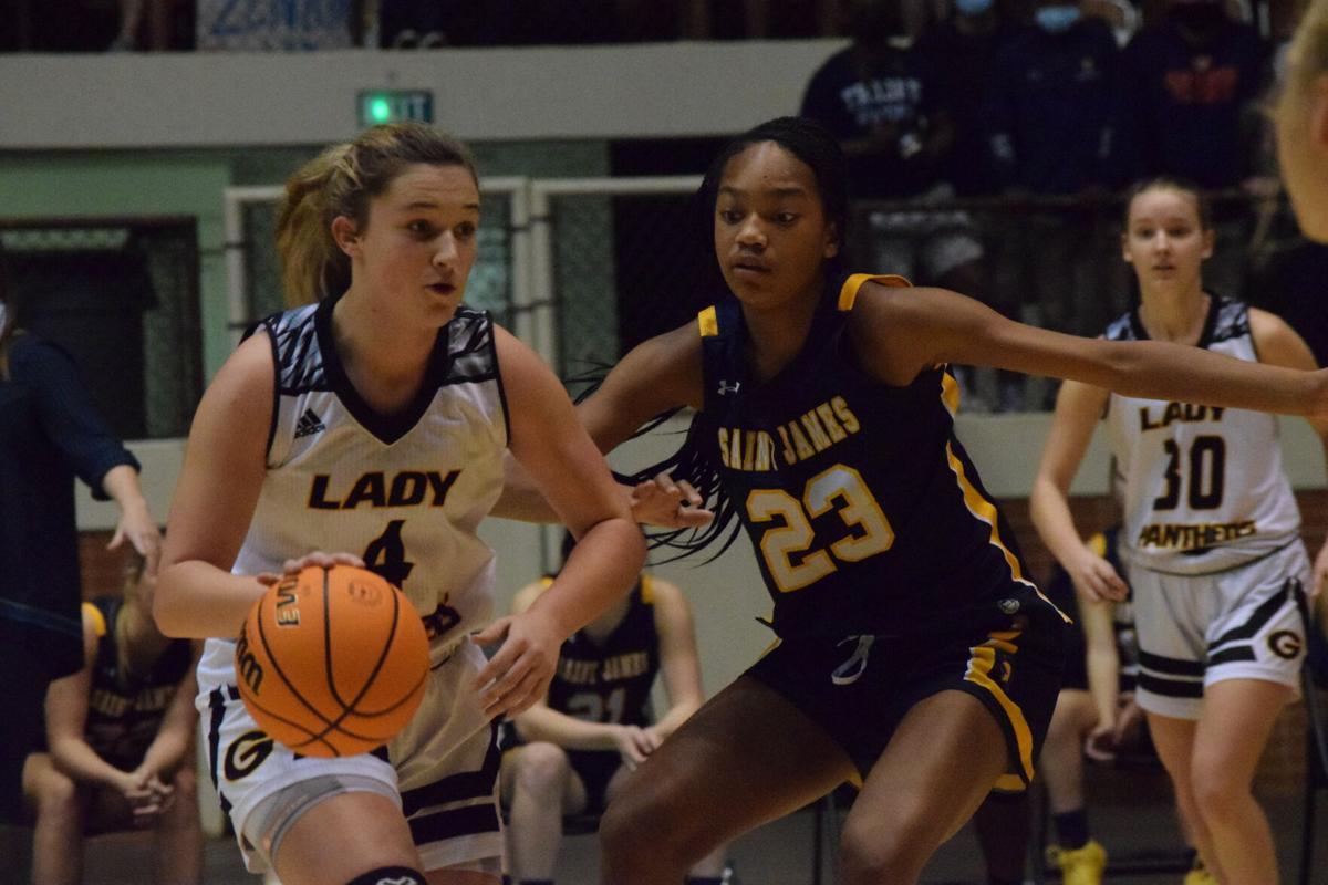Geneva girls win 4A regional championship game against St. James