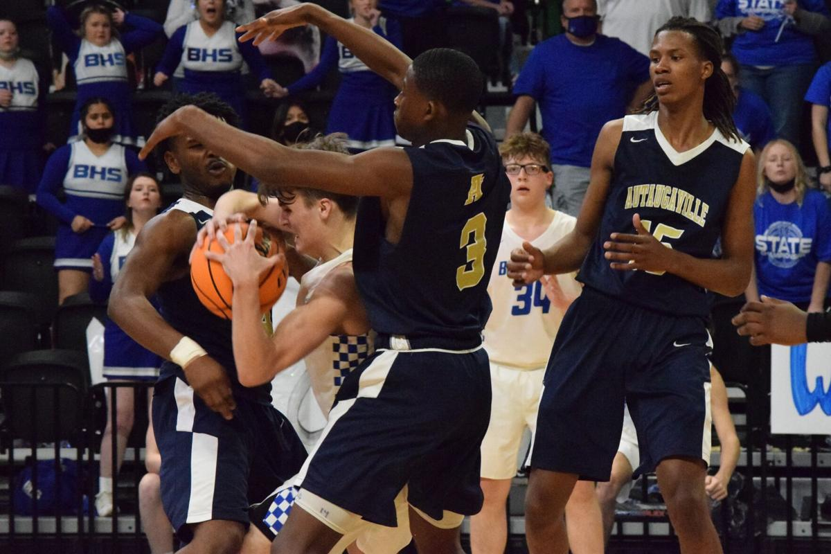 Autaugaville finishes undefeated season with 1A title
