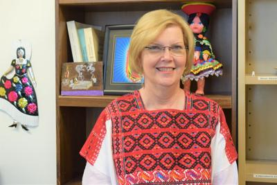 Researching AUM:  Pamela Long explores Hispanic culture and language