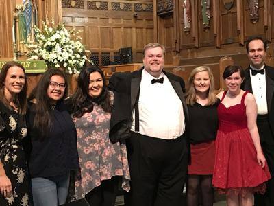 """Montgomery Chorale's """"Evoke and Inspire"""" at First United Methodist Church in Montgomery"""
