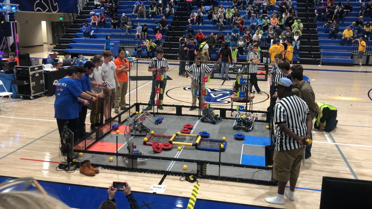 BrewTech robotics team brings home top awards at State