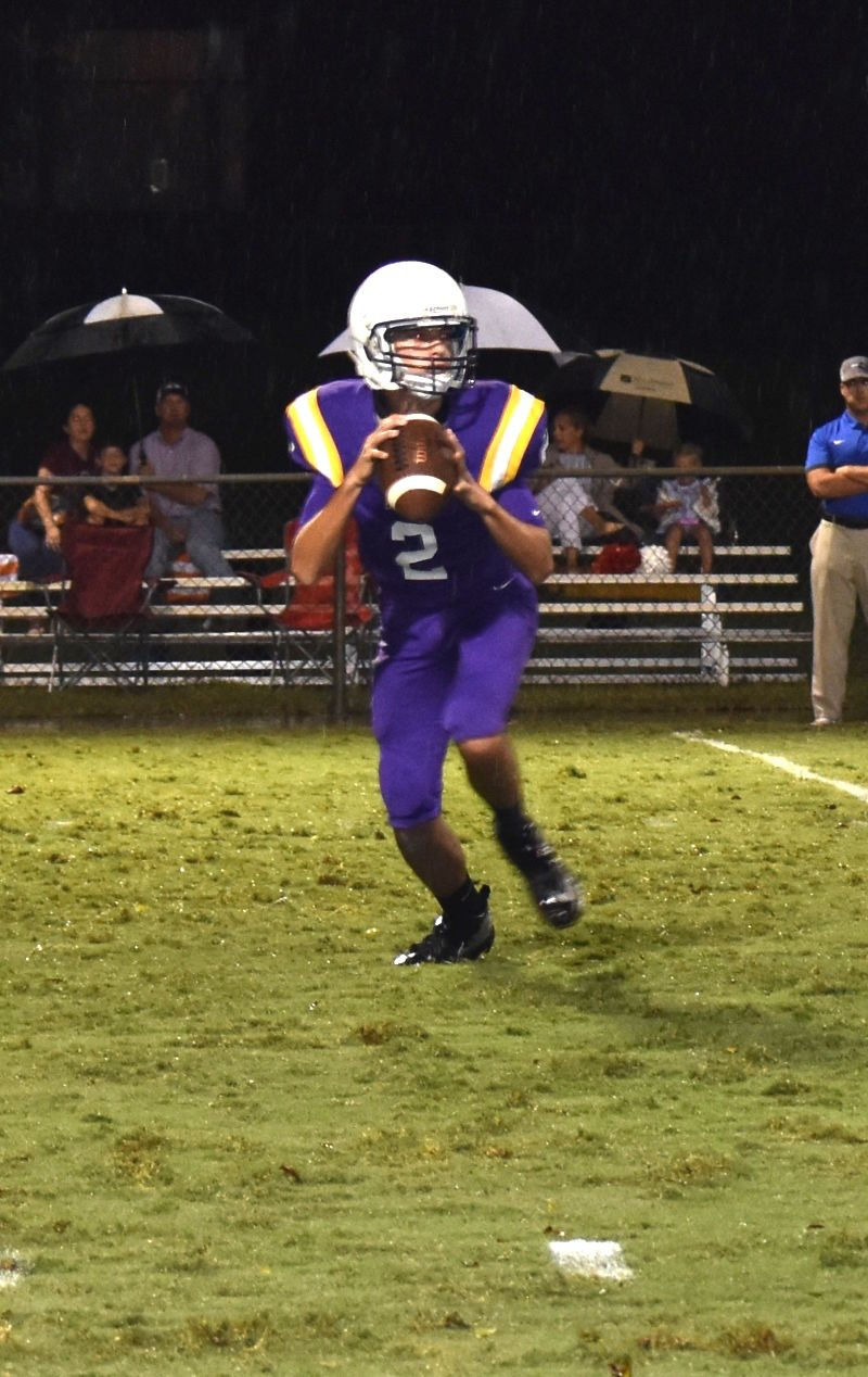 Evangel Christian gets on the board but drops fourth straight