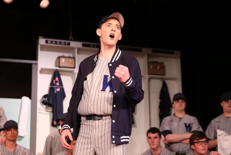 Trinity's Spring musical was a home run - 1
