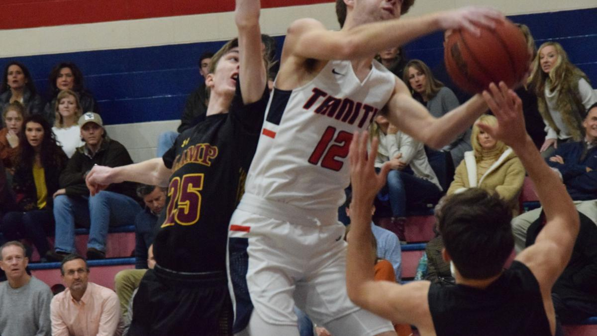 Trinity takes early area lead with win over LAMP