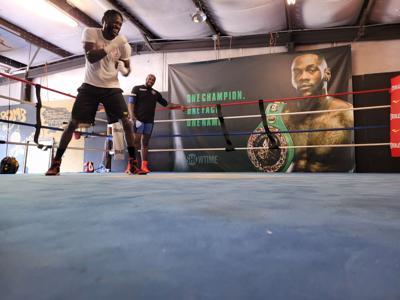 Malik Scott Adds New Energy to Wilder Training Team