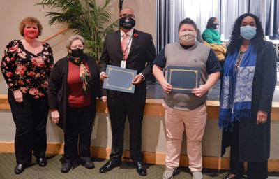 MPS honors four employees for outstanding response to challenges of pandemic 1