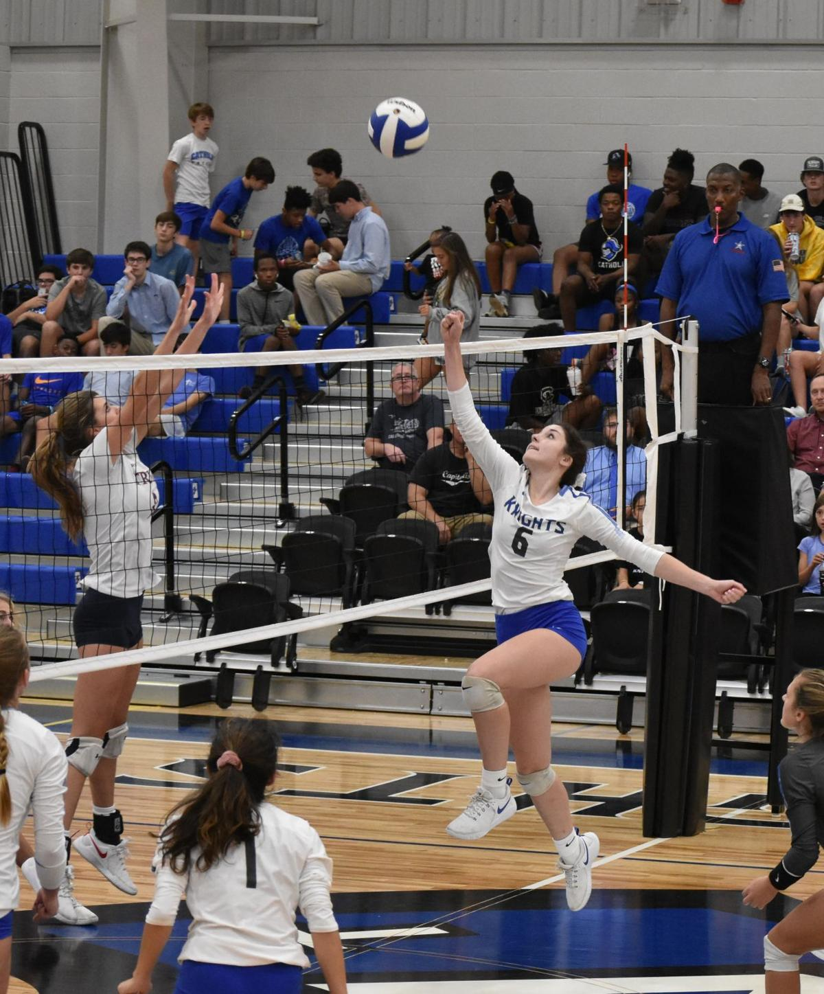 Volleyball Roundup: Oct. 3