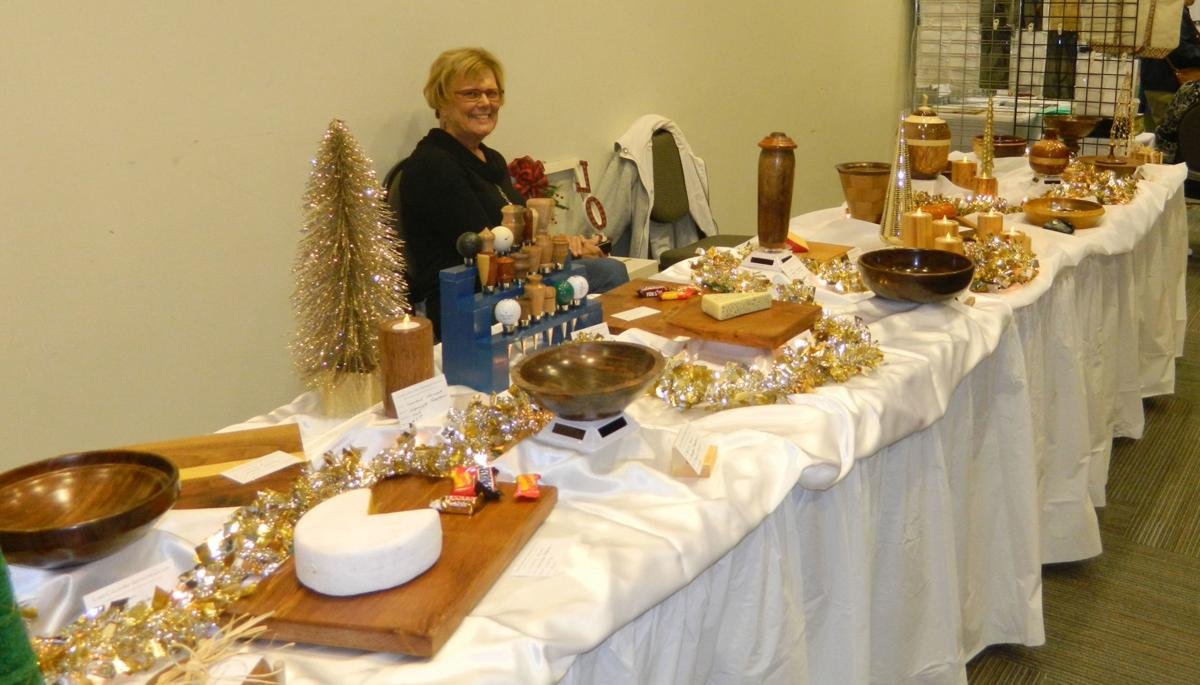 Crafts, baked goods and more