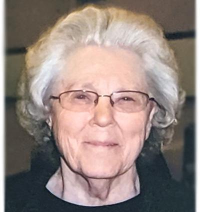 Ervin, Ruth Chambers