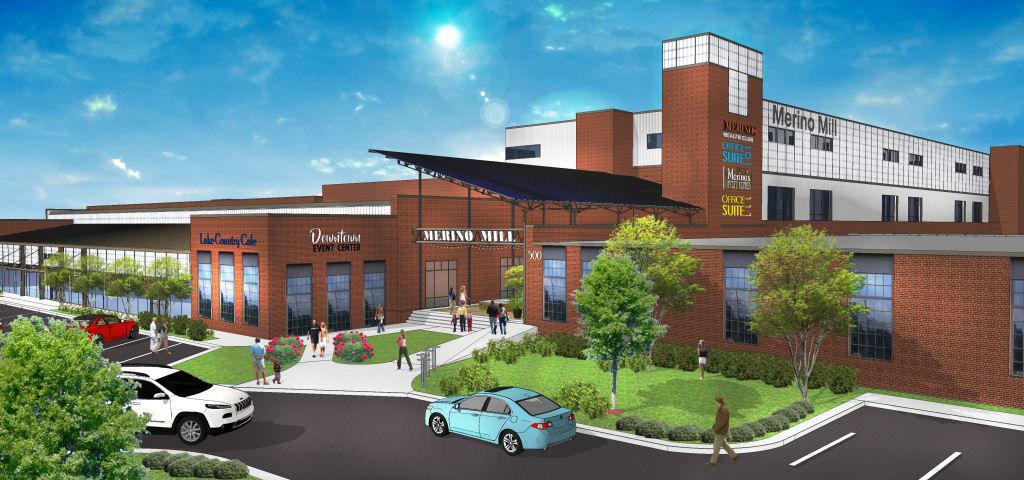 Merinos closing to create office space | News | mooresvilletribune com