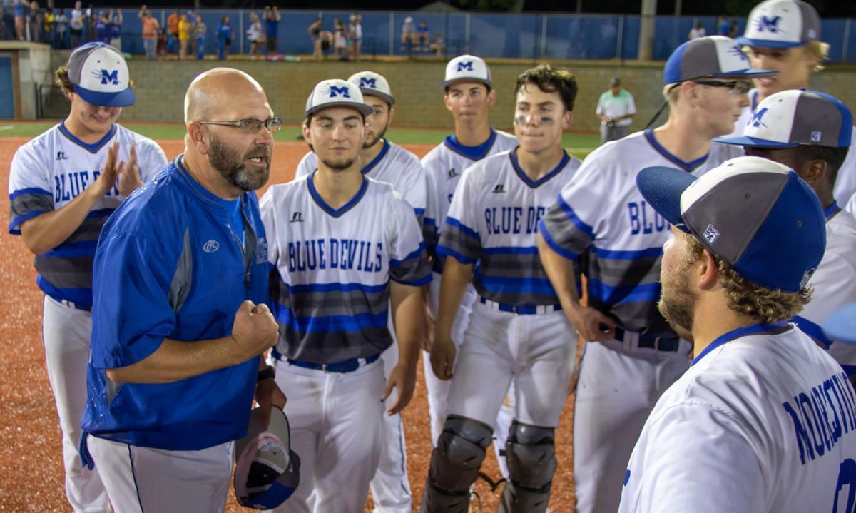 Jeff Burchett - R&L County Baseball Coach of the Year