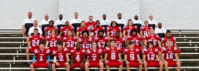 North Iredell football team photo