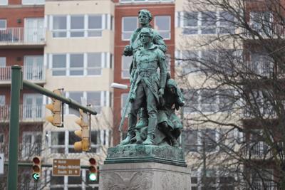 Lewis & Clark, Sacagawea statue