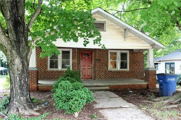 3 Bedroom Home in Statesville - $70,000