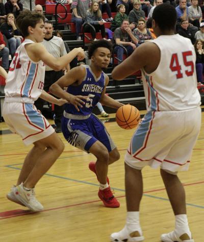 Statesville-North Iredell basketball 1