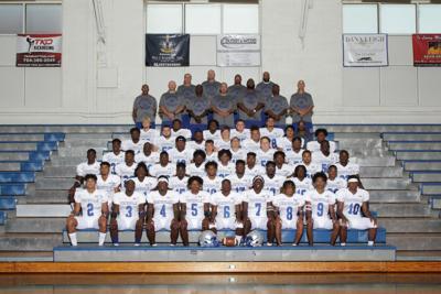 Statesville football team photo