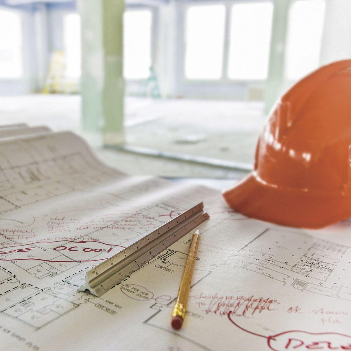 construction generic hard hat plans