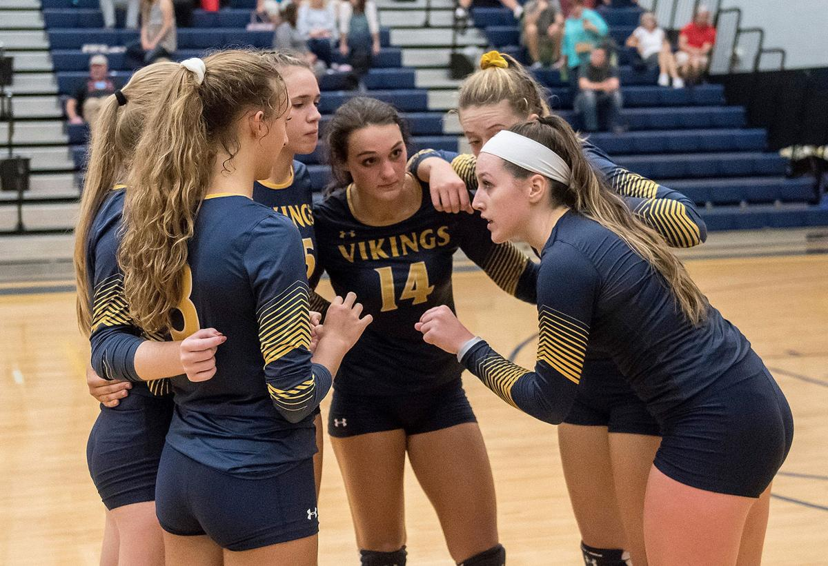 Iredell volleyball preview 1