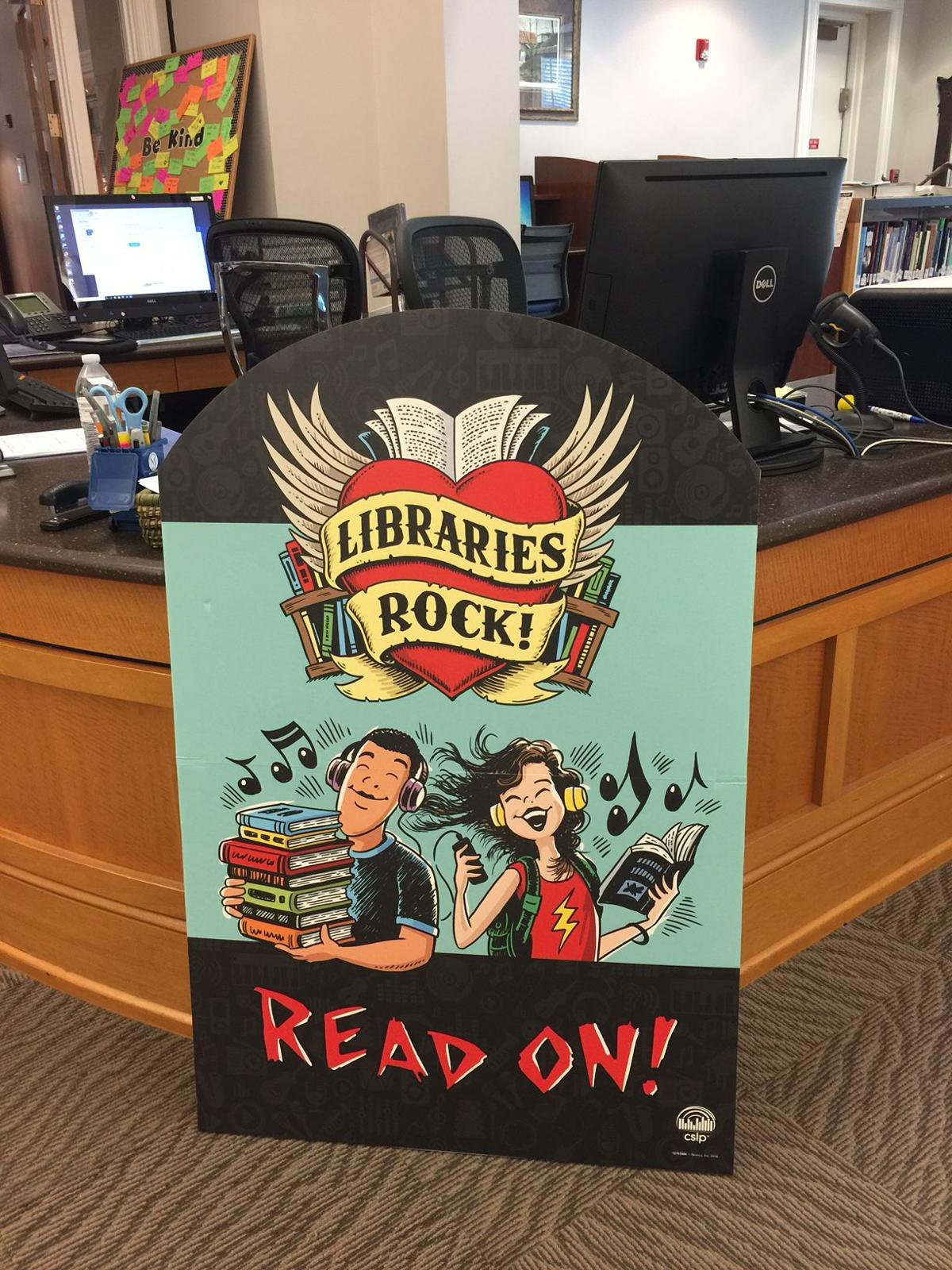 Mooresville library rocks out with summer reading program