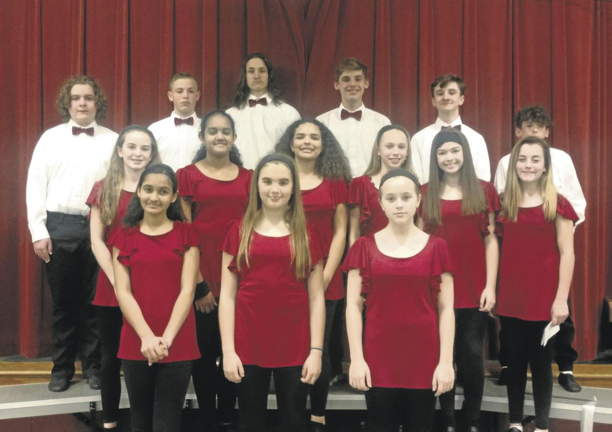 Lake Norman wins first in regional choir competition
