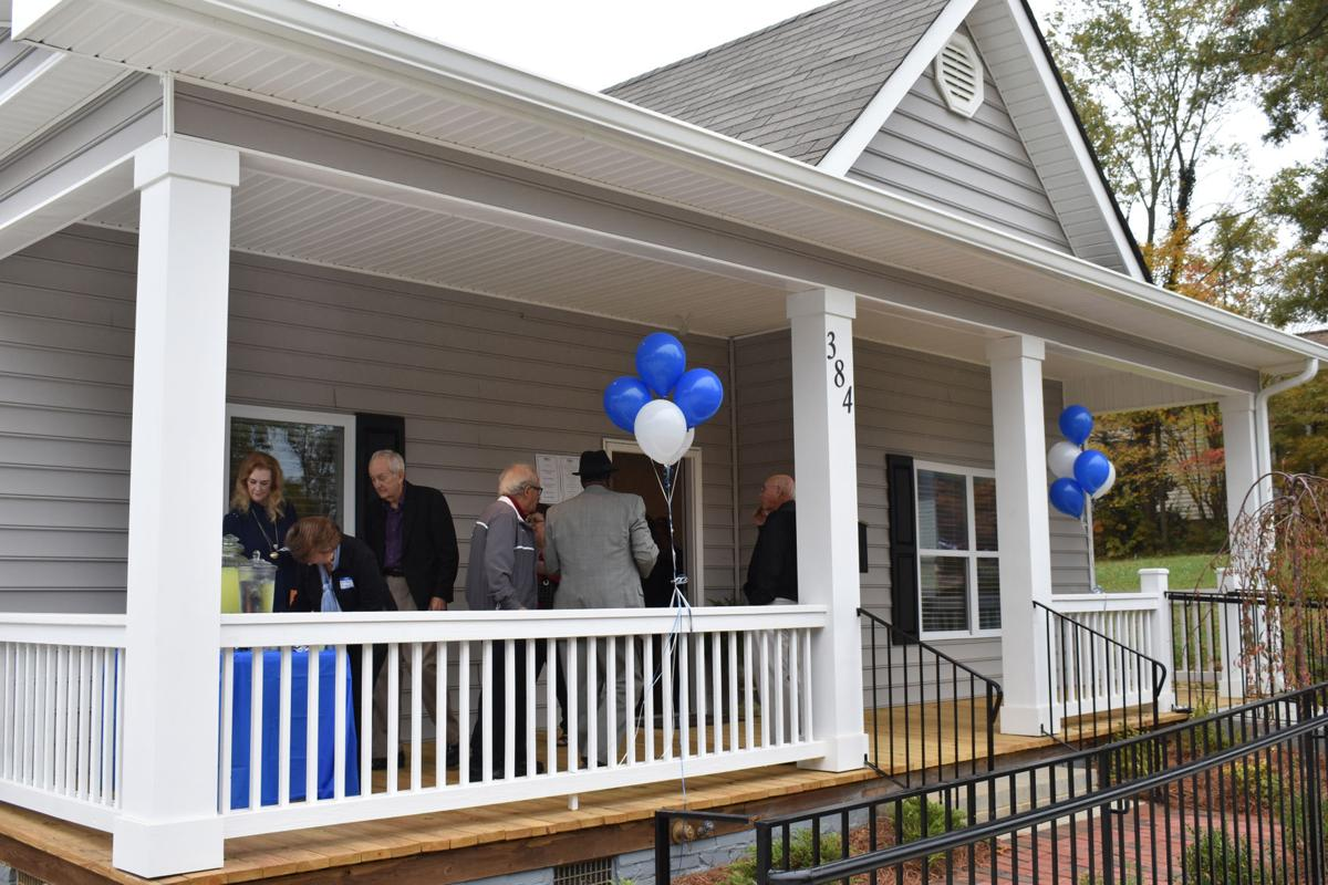 Women Children Soon To Move Into Mooresville S First Homeless
