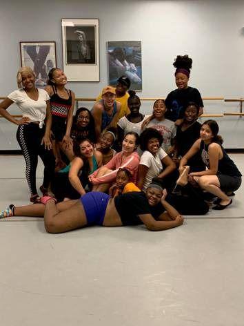 Statesville dance team