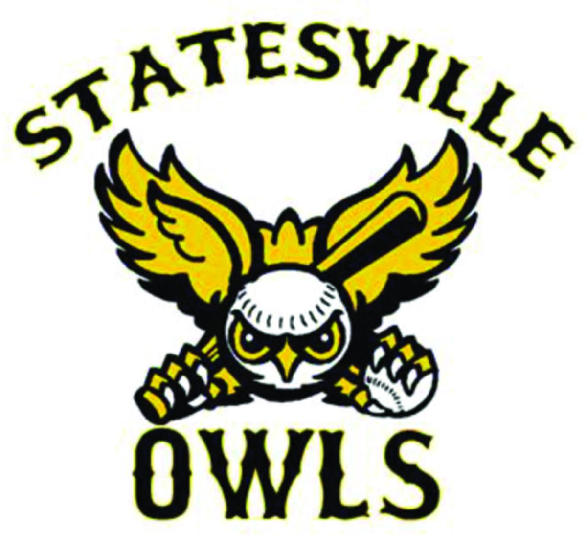 Statesville Owls logo