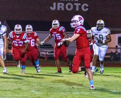 North Iredell-Wilkes Central football 1
