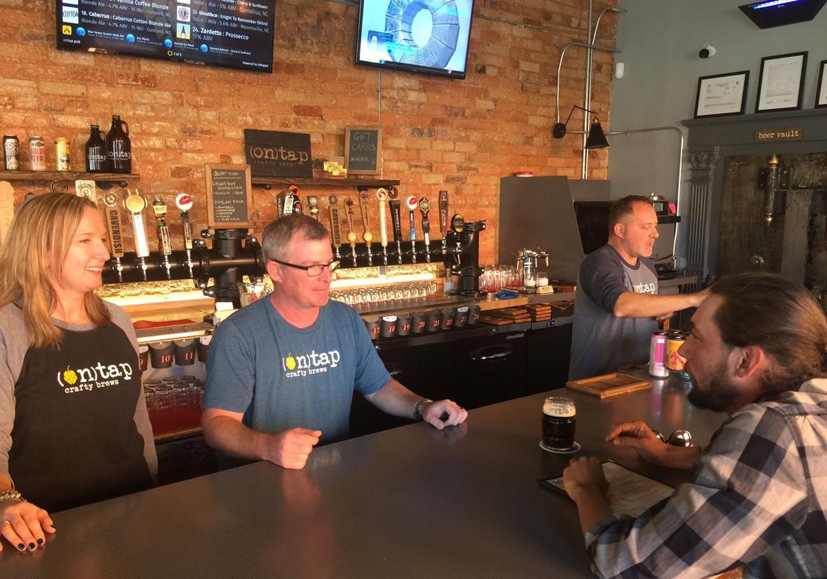 New Bar Restaurants Serve Up Fresh Downtown Mooresville Options